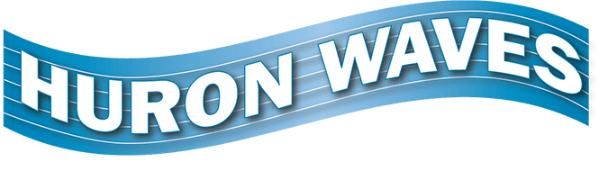 Huron Waves Music Festival Logo